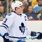 Phaneuf off to the Nation's Capital