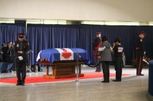 Mourners honour Rob Ford