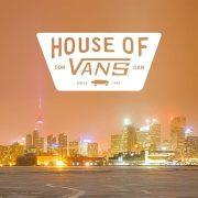 Vans 50 year anniversary flips Toronto 'Off the Wall'