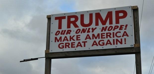 Trump's win reveals deepening divide