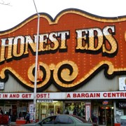 TTC commemorates Honest Ed's with station installation