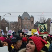 Toronto joins anti-Trump sister marches