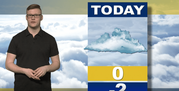 Weather Forecast: January 31 with Rob Lowrey