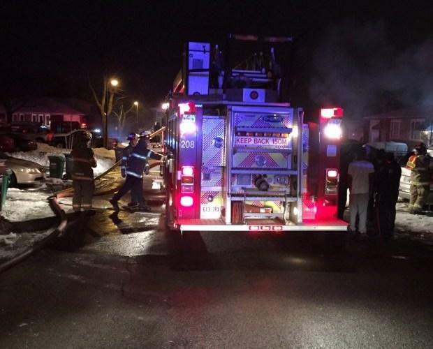 Brampton fire takes three lives