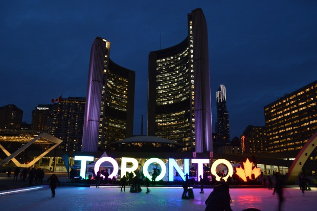 Toronto celebrates 183 years