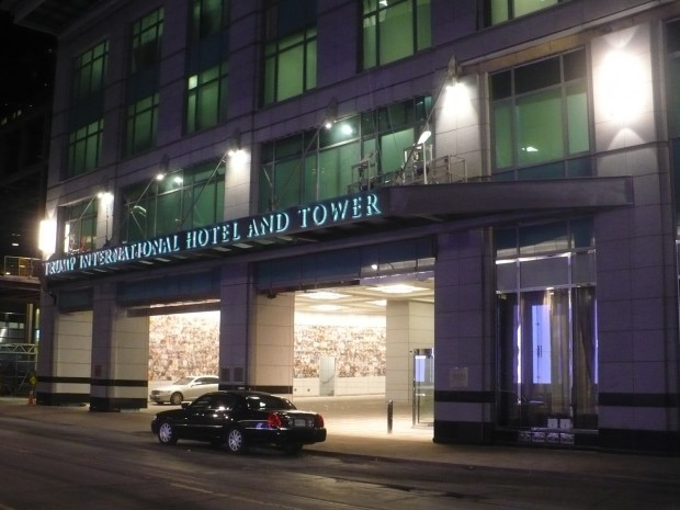 No bidders make offers to buy Trump tower in Toronto