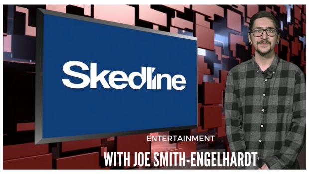 Entertainment with Joe Smith-Engelhardt – March 7, 2017