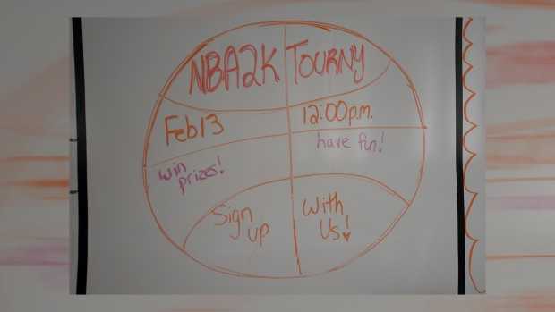 Virtual hoops at Humber: NBA2K video game tournament comes to campus