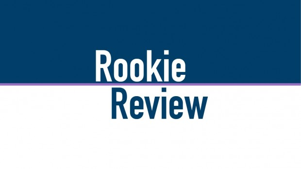 Rookie Review: Short and sweet, but the playoffs will be the opposite