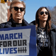 Canadian cities support #MarchForOurLives