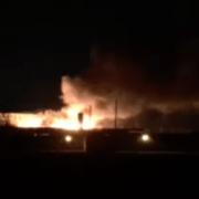 Streetsville fire engulfs condo site
