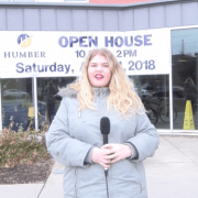 Students give advice ahead of Humber's open house