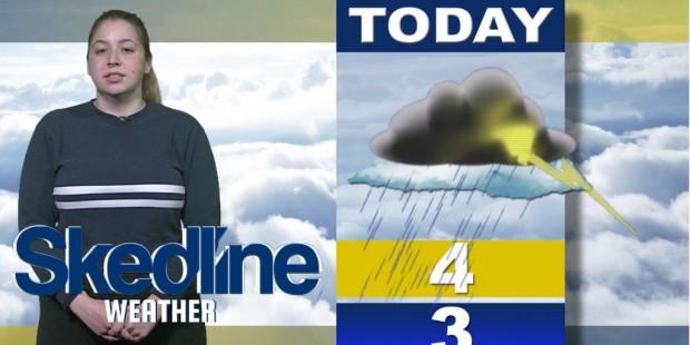 Weather   April 3