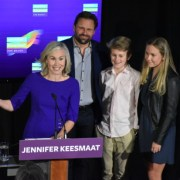 Tory wins second mayoral term in a landslide vs. Keesmaat