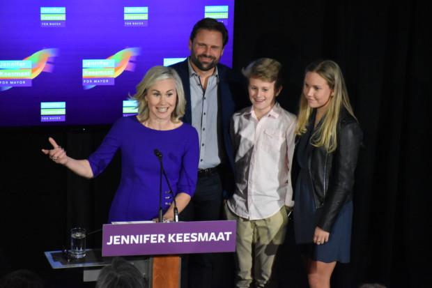 Tory wins second mayoral term in a landslide vs. Keesmaat