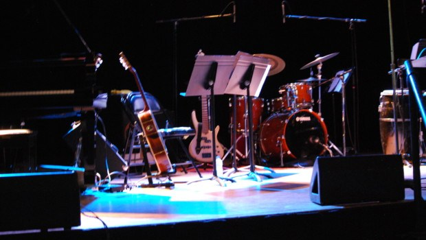 (Audio) Music students pay tribute to Latin rhythms at Humber's Jazz Night.