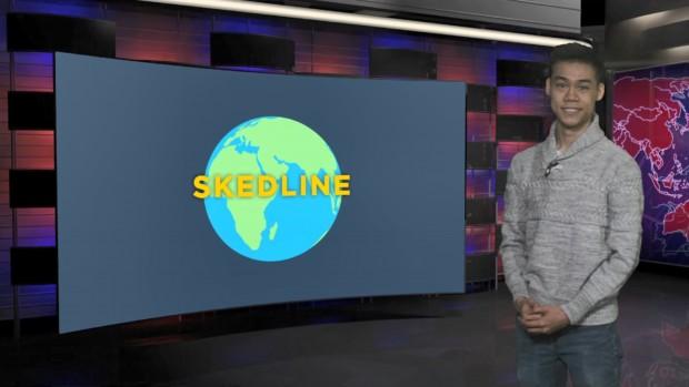Skedline News – Feb. 25 (with Clement Goh)
