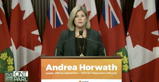 Leaked healthcare documents fuel fire between Tories and NDP