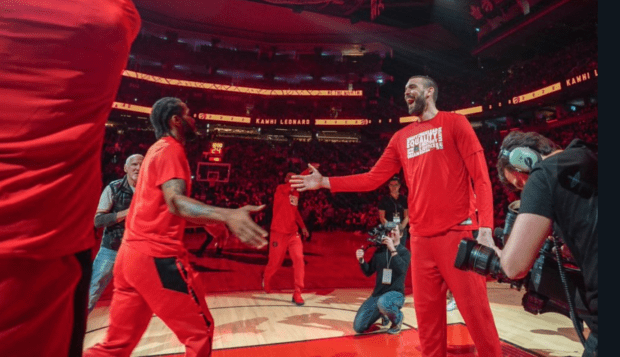Raptors hoping big changes will lead to playoff success