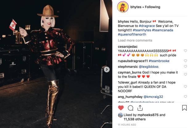 RuPaul's Drag Race reaches new Hytes