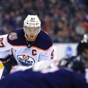 Time is precious as McDavid records 100th point