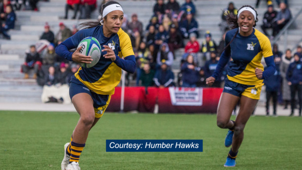 Hawks Rugby team heading to Kingston, ON for RMC national championships