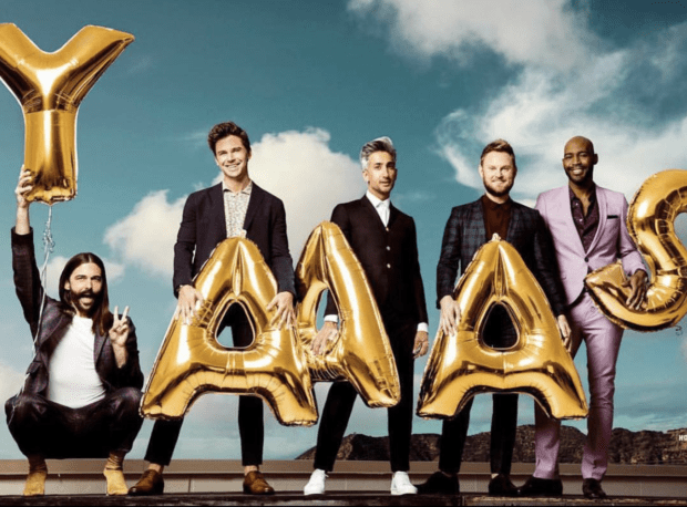"""Can you Believe?"": Queer Eye's Season 3 is OUT"