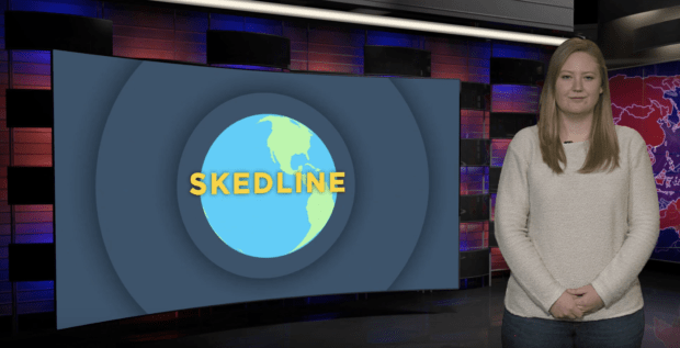 Skedline News- Tuesday March 19