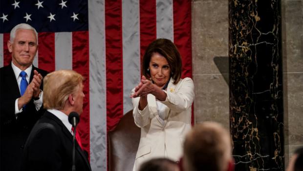 "Democrat House Speaker says Trump is ""not worth it"" for impeachment"