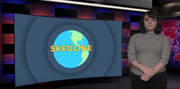Skedline News – Thursday, March 21
