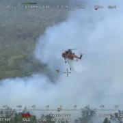 Bushfires ravage Southeast Australia