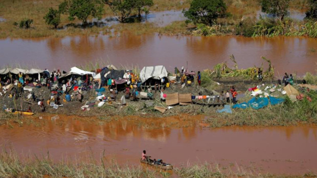 Cholera cases on the rise in Mozambique
