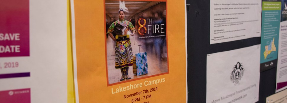 '8th Fire' comes to Humber's Indigenous Movie Cafe