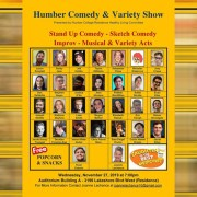 Humber students perform comedy and variety show