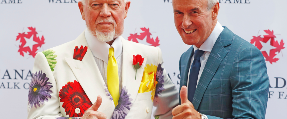 OPINION: Remember Cherry as a flamboyant symbol of Canada's hockey culture