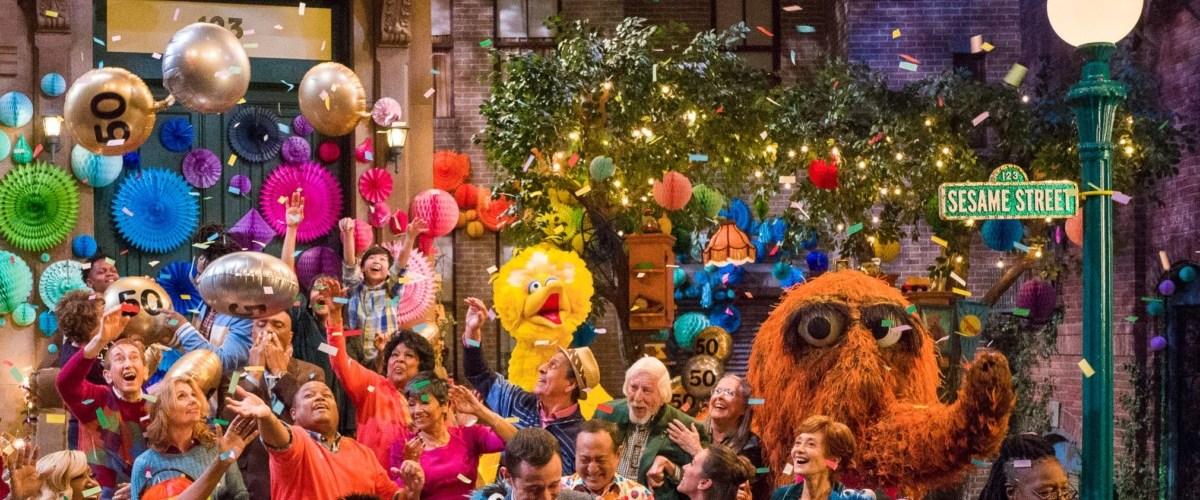 Sesame Street turns 50