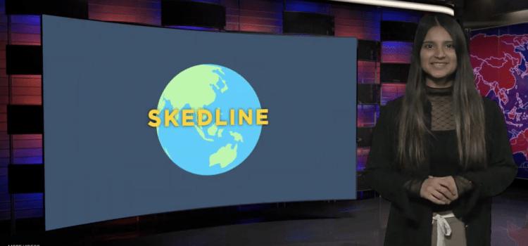 Skedline News Cast Jan 22