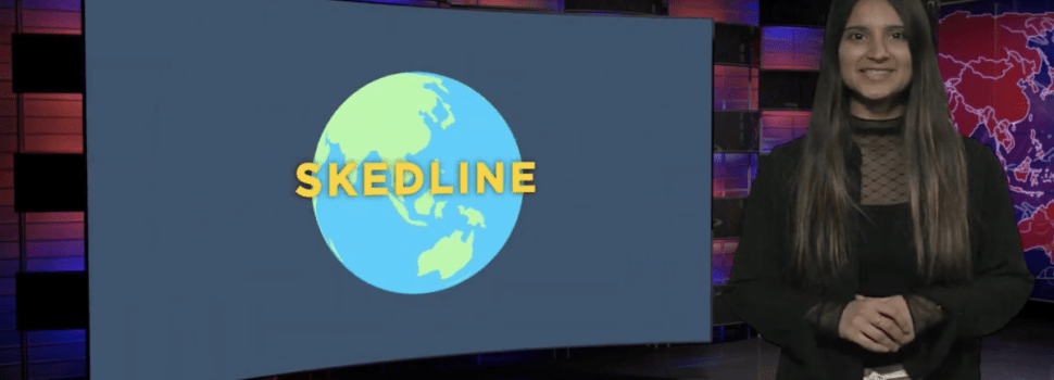 Skedline News Cast Jan 22