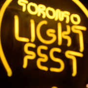 Humber students attend Toronto Light Festival