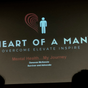 Heart of a Man and Bell Let's Talk come to Lakeshore