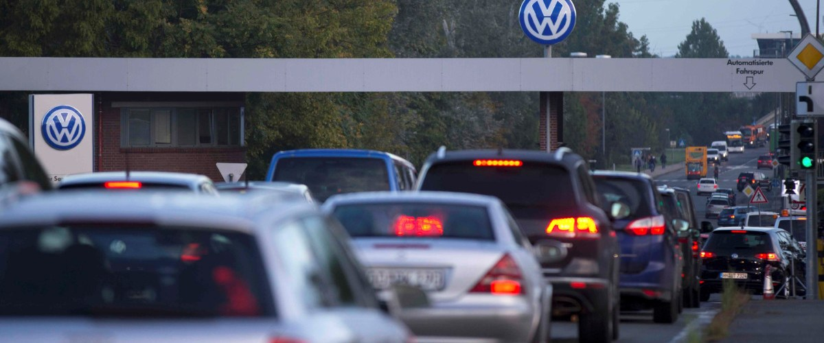 Volkswagen pleads guilty to all charges in Canadian emissions-cheating scandal