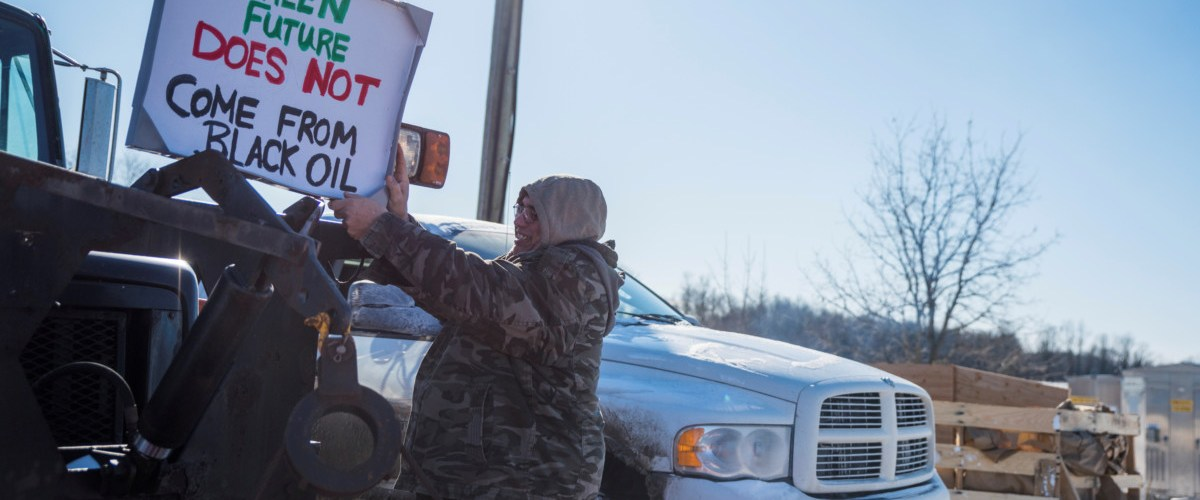 First Nations protests shut down major railways