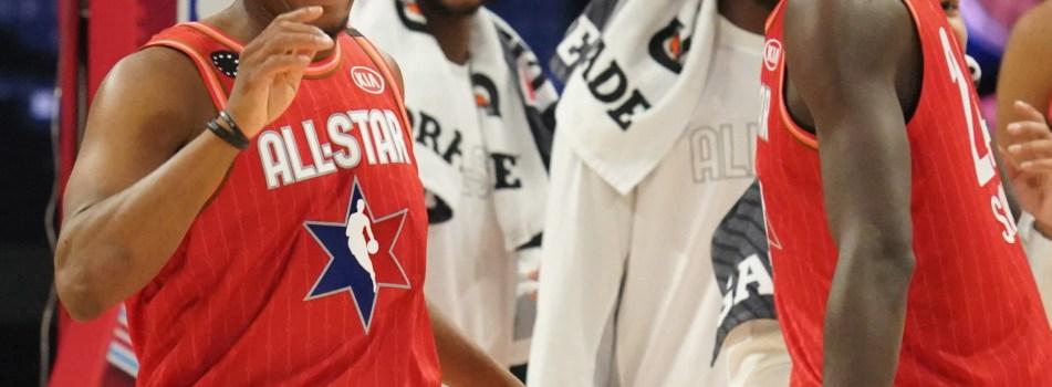 Raptors return to action after All-Star break