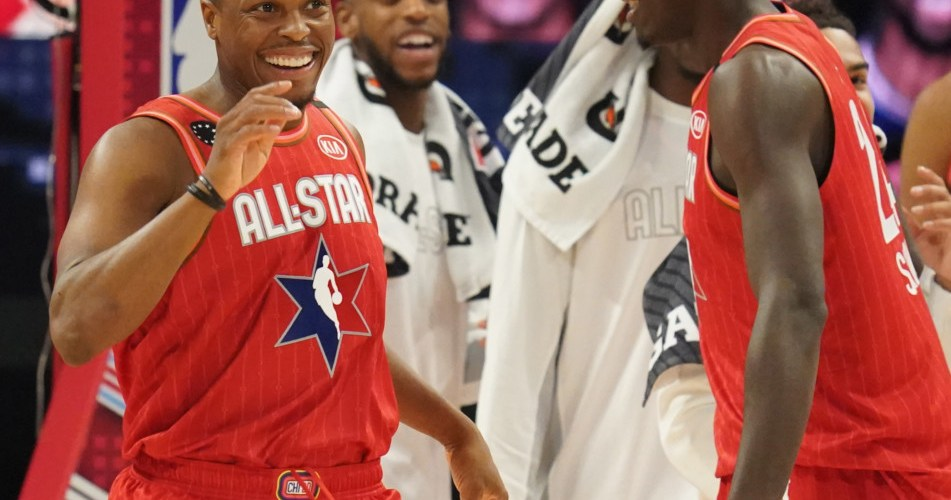 Raptors return to action after All-Star break