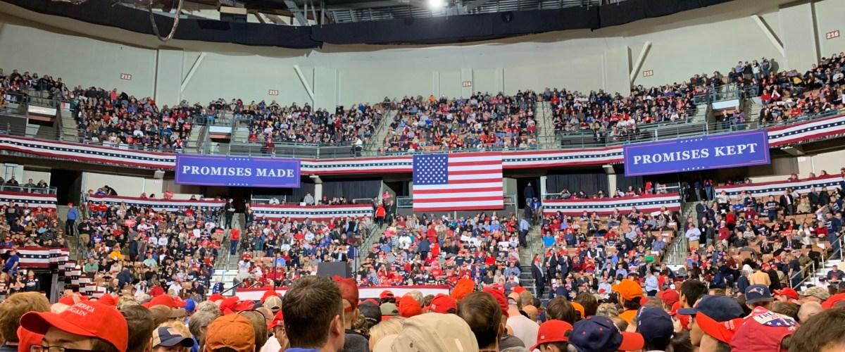 Despite Democrat attacks, New Hampshire Republicans still support Trump