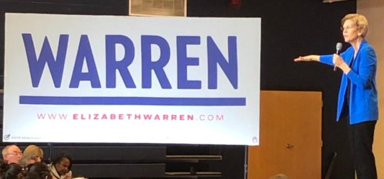 Elizabeth Warren is fighting for a better future
