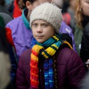 COVID-19 prompts Thunberg to move climate rally online