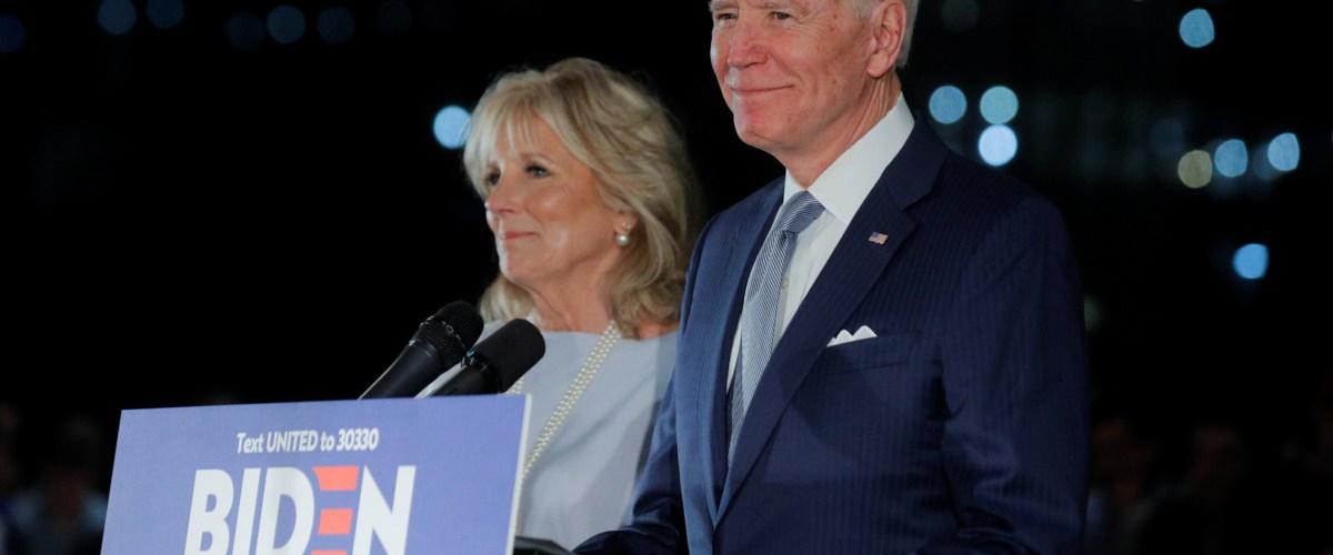 Biden sweeps Sanders in another Super Tuesday