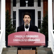 Trudeau announces Canada Emergency Response Benefit during daily briefings