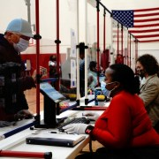 Too close to call: The presidency hinges on results from Michigan, Wisconsin, Pennsylvania